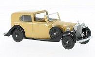 Rolls Royce Phantom III Sedanca de Ville Mulliner