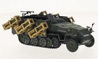 - SD.KFZ.251/1Ausf. C mit Wurfrahmen 40