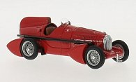 Alfa Romeo P3 Tipo B Aerodinamica