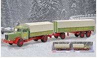 Bussing 8000 Pritschenlastzug
