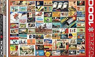 Puzzle 1000 Teile: Shell Advertising Collection