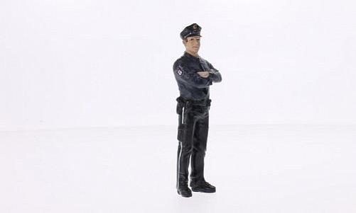 Figur Deutscher Polizist