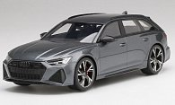 Audi RS6 Avant Carbon Black Edition