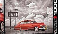 Puzzle 1000 Teile: Chevrolet Fleetline Aerosedan