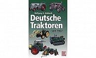 Buch Deutsche Traktoren seit 1907