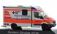 Mercedes Sprinter System Strobel RTW