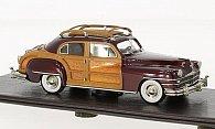 Chrysler Windsor Town & Country 4-Door Sedan