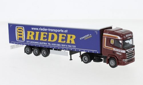 Scania R / Aerop.