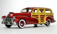 Pontiac Streamlined Woodie