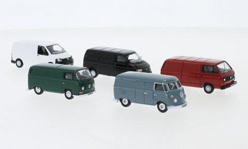 VW 5er Van Set: T1/2/3/4/5