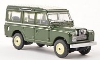 Land Rover Series II Station Wagon