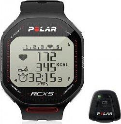 Polar - RCX5 Multi G3 GPS černá