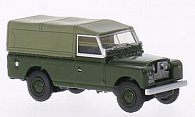 Land Rover Series II Canvas Back