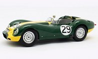 Jaguar Lister