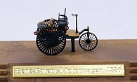 Mercedes Benz Patent Motorwagen