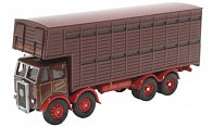 Atkinson 8 Wheel Cattle Truck