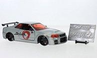 Nissan Skyline GTR (R34)