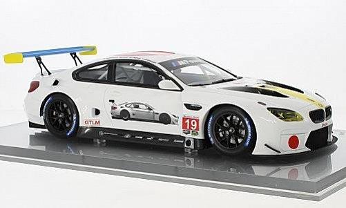 BMW M6 GTLM Art Car John Baldessari