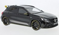 Mercedes AMG GLA 45 Yellow Night Edition