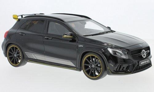 Mercedes AMG GLA 45 Yellow Night Edition