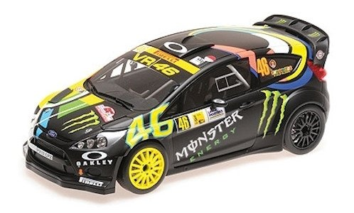 Minichamps Ford Fiesta RS WRC 1:18