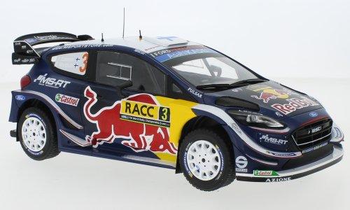 IXO Ford Fiesta WRC 1:18