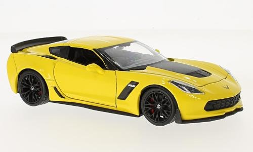 Welly Chevrolet Corvette Z06 1:24