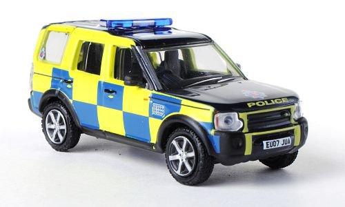 Land Rover Discovery 1:76, Oxford
