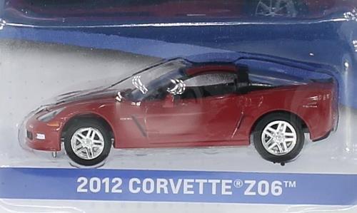 Greenlight Chevrolet Corvette Z06 1:64