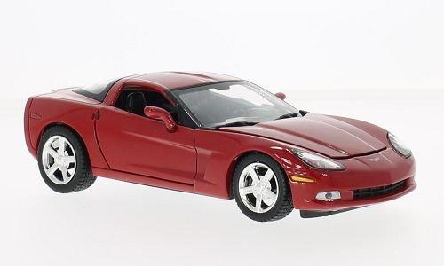 Motormax Chevrolet Corvette (C6) 1:24
